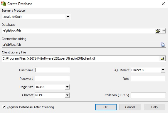 the database experts Doc/DBEncryption Plugin for Firebird 3 0