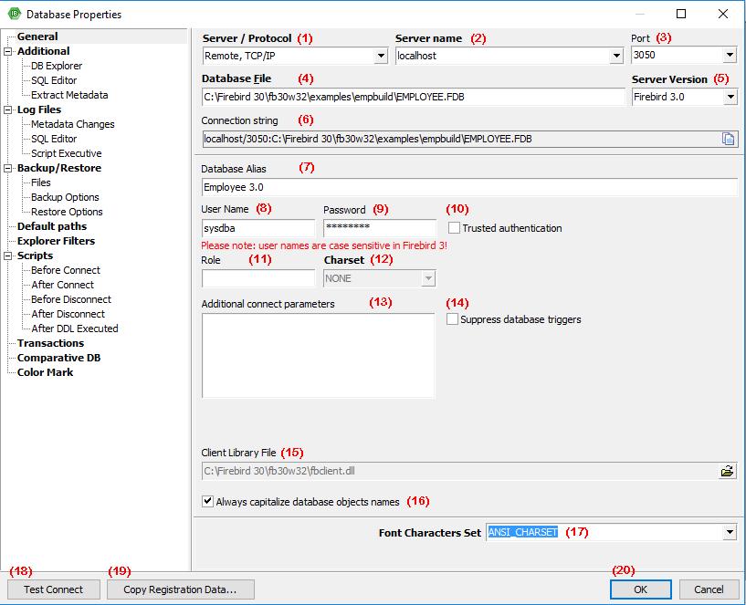 ibexpert para firebird 2.5